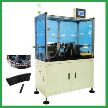 Wheel Motor Wedge Inserting Machine for Electrical bike