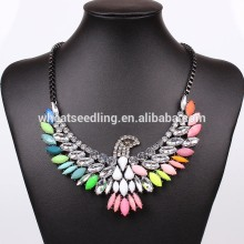 Young girls jewelry wholesale elegant hot owl necklace