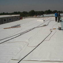 Garage Tpo Waterproof Sheet/ Roofing Material with ISO (White)