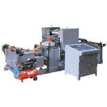 Semi automatic paper thermal film laminating