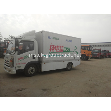 4X2 EURO 3 ELECTRIC LORRY TRUCK CARGO TRUCK