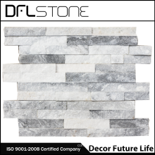 Quarzite Interior Decoration Placage en pierre naturelle