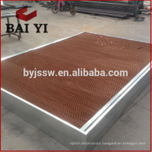 Poultry House/Agricultural Greenhouse Cooling Pad/Wet Curtain For Sale
