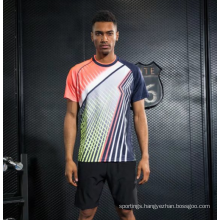 High Quality Custom Youth Badminton Jersey Uniform Shirt
