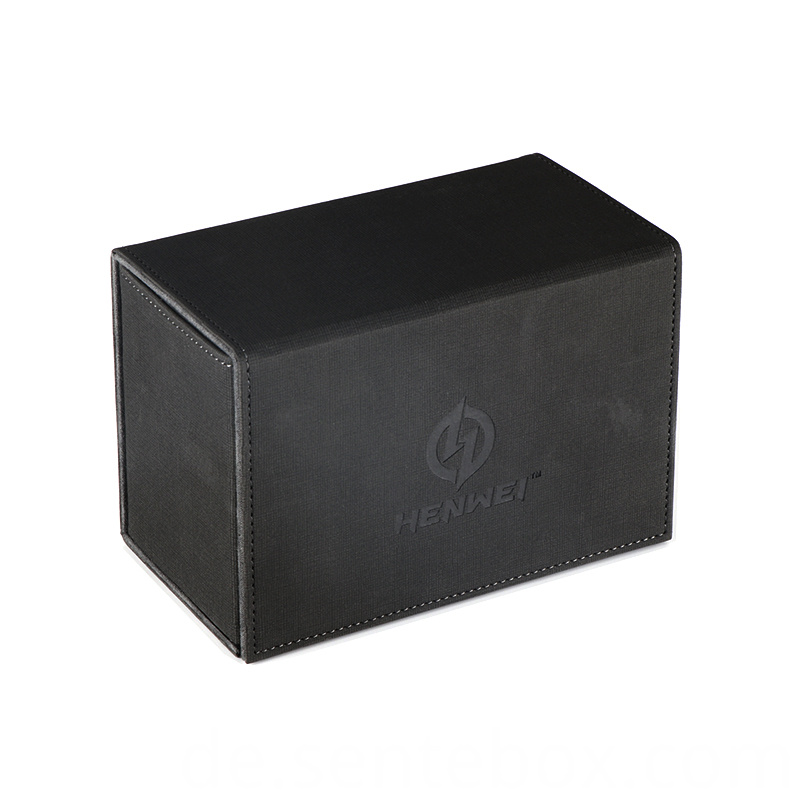 PU leather multifunctional card box