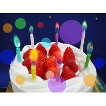 Цвет пламени день рождения candleCheap ароматические свечи