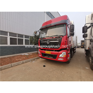 Meat Transport Refrigerated Cold Room Reefer Van Truck