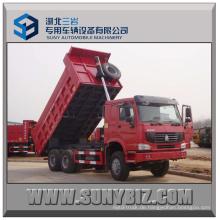 45t 336HP HOWO Stock Heavy Kipper LKW