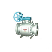 API ditempa baja Trunnion Ball Valve