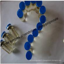 Injection intramusculaire injectable d'acétate de testostérone de stéroïdes anabolisant de soins du corps 1045-69-8