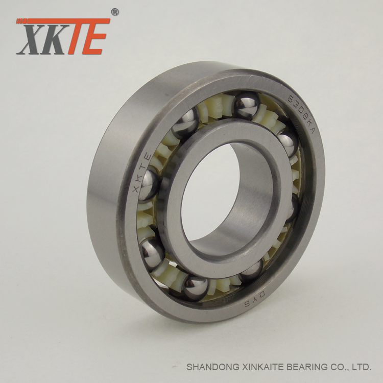 Crown Type Cage Bearing