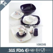 Élégante porcelaine chinoise vaisselle en céramique en gros