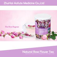 Natural Flos Rose Rugosae & Rose Té de flores