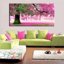 Lucky Tree Malerei Kunst für Deco