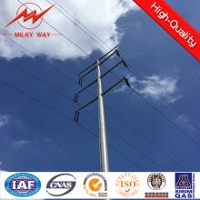 Octogonal 11,8 m 500dan postes de acero para la transmisión de energía