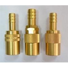 CNC Machining Parts Miniature Brass Fittings
