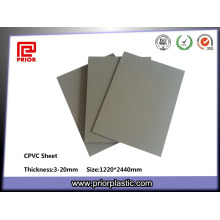 CPVC Sheet with Good Chemical Resistance