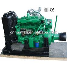 Motor diesel estacionario chino de 80hp para la venta