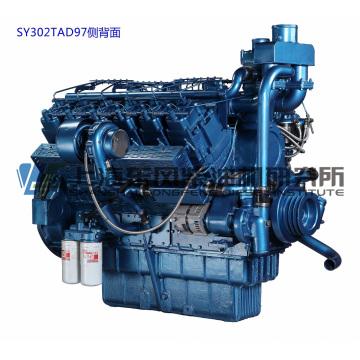 12cylinder, , 830kw, Shanghai Dongfeng Diesel Engine for Generator Set,