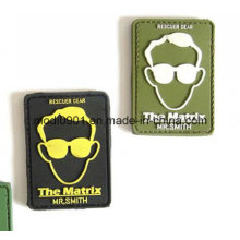 Modern Hot Sale PVC Silicone Garment Labels Silicone Heat Transfer Label, Silicone Rubber Patch, Garment PVC Badge