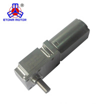 3v 6v 12v 34mm high quality worm gear with DC motor