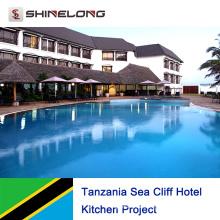 Tansania Sea Cliff Hotel Küchenprojekt