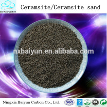 Water treatment materials Ningxia manufacture supply ceramsite/ceramsite sand