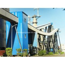 Clinker Bulk Handling Conveying System for Cement Plant