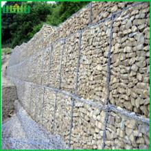 galvanized falling rock gabion protective mesh