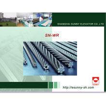 Подъемник стальной канат (серия SN-WR)