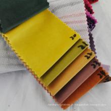 Wholesale tecido de veludo de poliéster para jaqueta