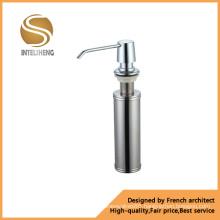 Modern Brass Liquid Soap Dispensers (AOM-9109)