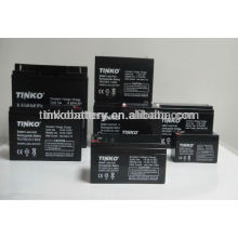 Führen-Säure-Batterie 4V 2.0ah TINKO gute Qualität und besten Preis