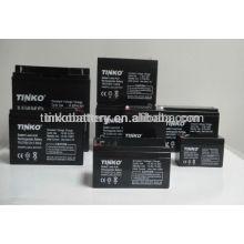 4V batterie d'acide de plomb 2.0ah TINKO bonne qualité et meilleur prix