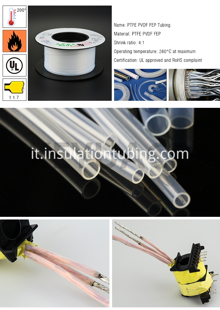 Ptfe Features