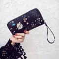 Beautiful Star Printing Women Wallet Low Price Ladies Wallet