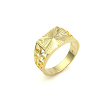 Xuping Classical 14k Gold Plated Ring