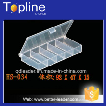 Cheap Large Square Shape Fly Fishing Box with Good Quality