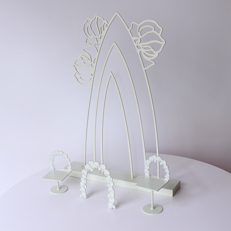 Acrylic China Display Stands