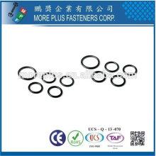 Taiwán O-anillo de goma O anillos de silicona anillo O