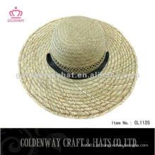 Chapéu de cowboy redondo