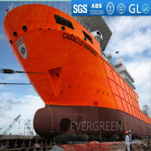 Mairne Salvage Airbags para barcos flotantes y muelles