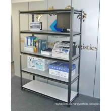 Commercial Boltless Rack para almacenamiento en almacenes