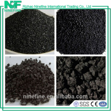 High carbon 98.5% low sulphur 0.05% Graphitized Petroleum Coke price