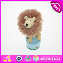 Hot New Product for 2015 Wooden Toy Children Creative Toy, Safety Indoor Children Toy, Popular Design Colorful Child Toy W06D047