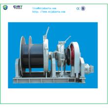 92mm hydraulic electric anchor windlass