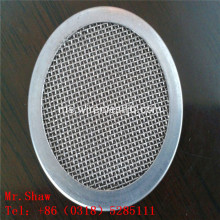 Plain Weave Stainless Wire Mesh Untuk Penapis