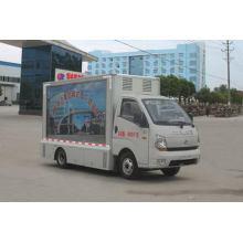 Camion de publicité de FOTON 4X2 LED de vente d'usine