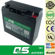 12V18AH Bateria solar GEL Battery Standard Products; Família Gerador solar pequeno