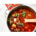 Hochwertige Tomaten Geschmack heißen Topf leckere Würze Würze